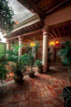 Hacienda Santa Elena. Meson y restaurant. Jalisco