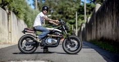 Pin by Mané Simões on Gs 500 Scrambler 5 Hundred Delux | Pinterest