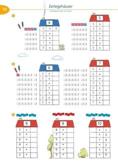 Montessori Math, Preschool Math, Teaching Math, Math Activities, Mental Maths Worksheets, English Worksheets For Kids, School Worksheets, Math For Kids, Fun Math