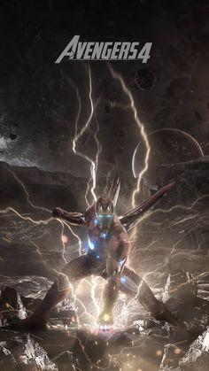 Avengers Endgame Iron Man Poster IPhone Wallpaper - IPhone Wallpapers