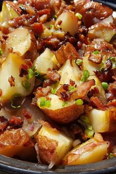 Potato Side Dishes, Vegetable Side Dishes, German Potato Recipes, Healthy Potato Recipes, Side Dish Recipes, Vegetable Recipes, Authentic German Potato Salad, German Potatoes, Cooking Recipes