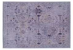 One Kings Lane - Labor Day Blowout Sale - Itasca Rug, Purple 7.10x10.10; $389