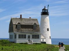 lighthouses in maine - Bing Images