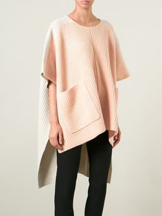 Chloé Oversized Sweater - Anita Hass - Farfetch.com