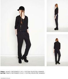 nenukko.com #black #urban #elegance #set