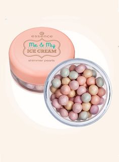 Essence Me   My Ice Cream Trend Edition Shimmer Pearls
