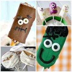 15 Spooktacular Halloween Treats On A Stick|Spoonful