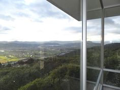 View from the Glass House