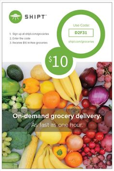 12 Best Shipt Grocery Delivery images in 2016 | Delivery