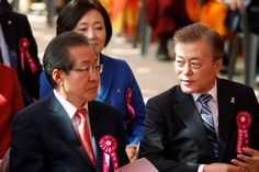#world #news  Squeezed by global powers, South Koreans seek 'Korea first' in new leader