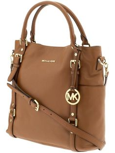 Bedford Large North/South Tote by  Michael Kors. I am in love with MK bags.
