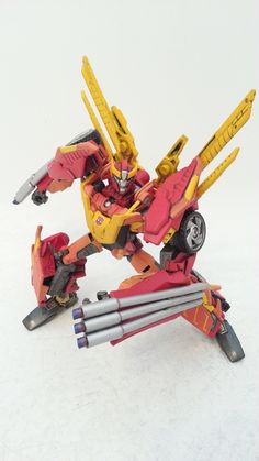 Rodimus Prime custom figure