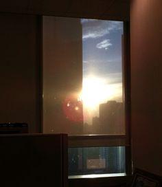 Selamat pagi gedung bertingkat