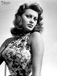 Sophia Loren circa 1960