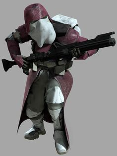 Rebel Legion - Costuming Standards - Clone Trooper, 327th Star Corps