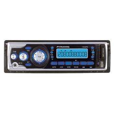 AM/FM Receiver MP3 Playback W/ USB/SD/AUX-IN