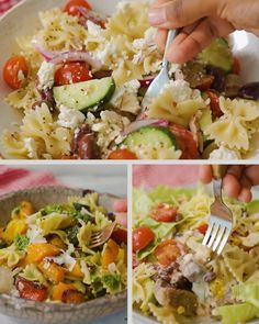 3 simple pasta salad ideas to accompany your braai - even perfect as a light lunch! Mediterranean, Roast Veg Pasta Salad or Chargrilled Corn with Steak Pasta Salad which will you be trying? Vegetarian Pasta Salad, Tuna Salad Pasta, Easy Pasta Salad Recipe, Simple Pasta Salad, Steak Pasta, Mediterranean Pasta Salads, Mediterranean Recipes, South African Salad Recipes, Light Chicken Recipes