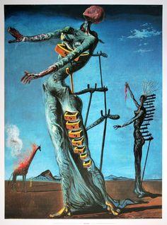 an analysis of salvador dalis the persistence of memory Dali painting artist analysis art - salvador dali's the persistence of memory.