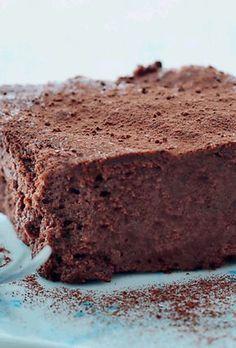 Chokoladekage - verden bedste!