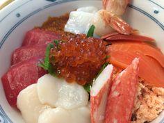 海鮮丼 松島 2016.01.20