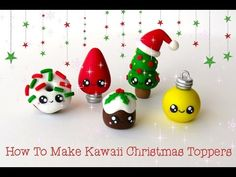 Christmas Kawaii Playlist: https://www.youtube.com/playlist?list=PLd_KUH1SlSatCE-tzPwZbL5uesJMtiHgg Sugar Coder Christmas Tree Macarons: http://youtu.be/VHm7...