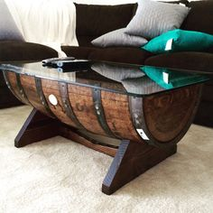 authentic jim beam whiskey barrel table by bostonbarrelworks authentic jim beam whiskey barrel table