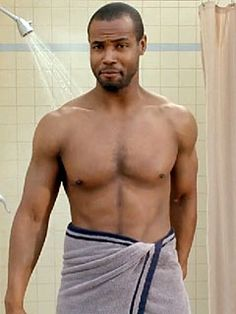 isaiah mustafa (would we recognize him outside the shower? w/o his Old Spice?)