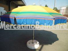 OMBR USATO Q.TA' 13 EUR 39 - Mercatino Balneare ombrellone miro usato in pronta consegna Quantità: 13 Prezzo € 39.00+iva http://www.mercatinobalneare.it/annuncio/ombr-usato-q-ta-13-eur-39/ #stabilimentobalneare #attrezzaturabalneare #attrezzaturabalneareusata #mercatinobalneare #attrezzaturabalnearenuova #annunciusato #lido #spiaggia #camping