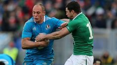 "Italy captain Sergio Parisse says Irish fly-half Ian Keatley will face ""great pressure"" in the Six Nations game in Rome"