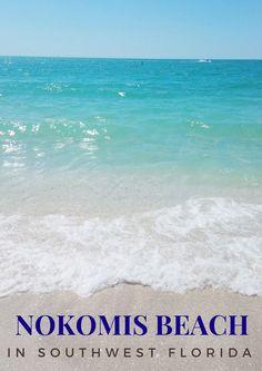 Exploring Southwest Florida. Nokomis Beach in Venice, Florida. Get more information here!