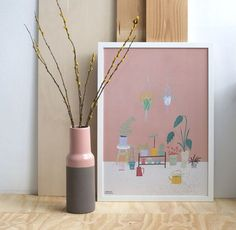 GIVE-AWAY poster 50x70cm