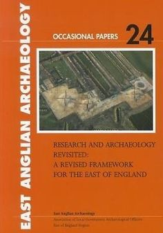 Research and #archaeology revisited: a #revised framework for the east of #englan,  View more on the LINK: http://www.zeppy.io/product/gb/2/252111712341/