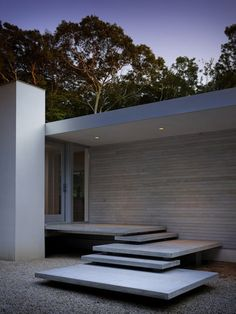 Green Woods House by Stelle Lomont Rouhani Architects 12