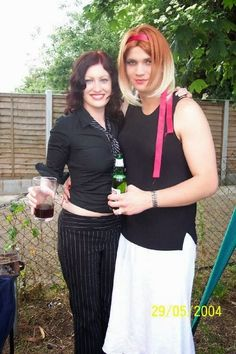 Wife keeps husband crossdressed when not at work.  He has gone public now
