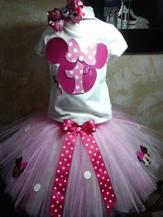 Custome order minnie mouse