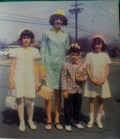 Vintage Easter 1960s