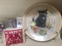 トンネル刺繍のピンクッション ~フェリシモ クチュリエ 東欧のかわいいを詰め込んで 旅する刺しゅうピンクッションの会 - knitravel's diary
