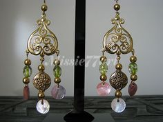 Check out the Romantic Renaissance inspired Chandelier Drop Earrings with shell - gold plate  http://www.ebay.com.au/itm/Romantic-Renaissance-inspired-Chandelier-Drop-Earrings-shell-gold-plate-/160877089883?pt=AU_FashionJewellery=item257505945b  Just A$29.95