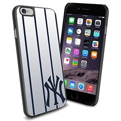 MLB New York Yankess Stripes Baseball, Cool iPhone 6 Smartphone Case Cover Collector iPhone TPU Rubber Case Black 9nayCover http://www.amazon.com/dp/B00UK98SN2/ref=cm_sw_r_pi_dp_UGQsvb0VJ3V0T