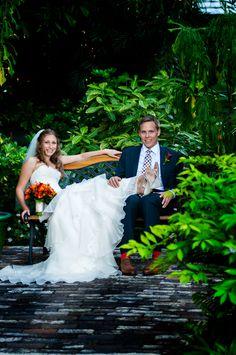 Key West wedding | Portrait | JHunter Photography