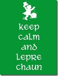 Perfect for my SIL who's b-day is on St. Patty's day. I know she likes four leaf clovers; I wonder if she likes leprechauns...