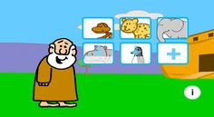 The Noah's Floating Zoo app is a delightful video introduction to the Bible story of Noah's Ark. For the creation of this app, we've taken a handful of the animal video segments from the Noah's Floating Zoo DVD and packaged them within an interactive anim