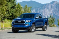 Tacoma Limited 4x4 adds refinement to off-road capability