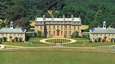 Ditchley Park from Above - The Ditchley Foundation