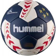 Ballon handball Hummel FFHB Club Vortex Ballon de handball reprenant le design du ballon officiel de la FFHB