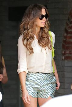 kate beckinsale's hair, memorial day 2013