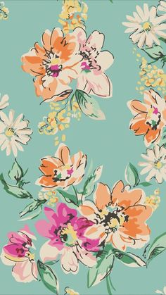 Wallpaper Iphone Pattern Texture Illustrations 17 Ideas For 2019 Cute Wallpaper For Phone, Wallpaper Iphone Disney, Trendy Wallpaper, Flower Wallpaper, Cool Wallpaper, Pattern Wallpaper, Cute Wallpapers, Iphone Wallpapers, Floral Wallpapers