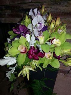 Grafe Studio Floral Artist Everett Warnock Chattanooga Tennessee