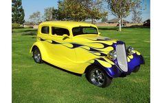1933 Ford Vicky/ Victoria 2-door Engine Swap For Sale | Hotrodhotline.com