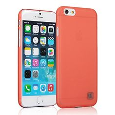 KAYSCASE Slim Hard Shell Cover Case for Apple iPhone 6 4.7 inch 2014 Version (Lifetime Warranty) (Red) KaysCase http://www.amazon.com/dp/B00LUL3OBA/ref=cm_sw_r_pi_dp_.isNub0HAGAT2